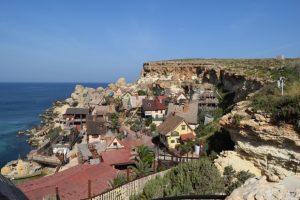 Dedinka Pepka námorníka Malta