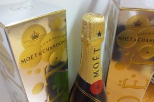 Šampanské originál, licencovaná foto