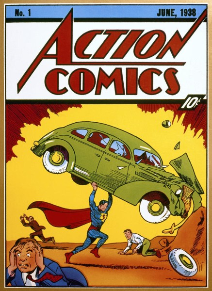 Superman Komix