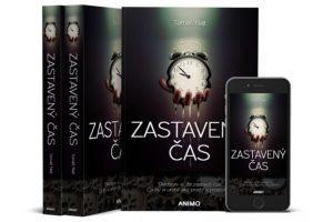 Zastavený čas, e-kniha, dobrodružný scifi, Tomáš Najt
