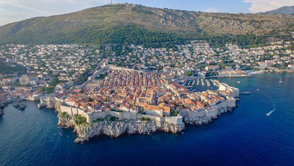 Chorvatsko UNESCO Dubrovnik