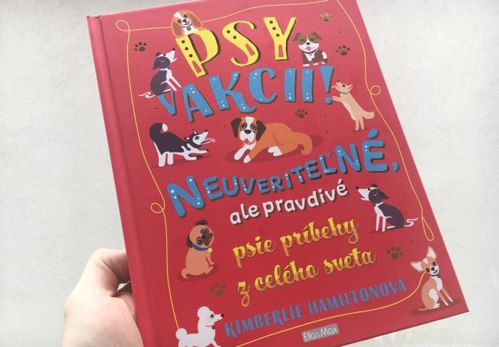 Psy v akcii, kniha Kimberlie Hamiltonová