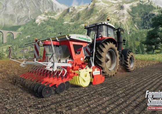 Farming Simulator 19: Alpine Farming Extension počítačová hra