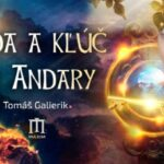 Linda a kľúč od Andary, knižná novinka